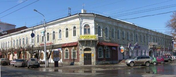 3-210122 Мустая Карима (Бекетовская) улица - Уфа от А до Я История и краеведение Уфа от А до Я