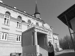 1-05114646 Пожар рядом с Первой соборной мечетью Уфы Башкирия Люди, факты, мнения
