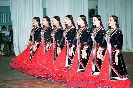 Gaskarova-ansambl Башкирская государственная филармония - Уфа от А до Я Башкирия Уфа от А до Я