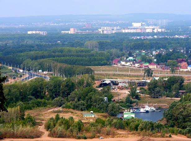 sh109147_22 Село Алексеевка Уфимского района Башкирия Посреди РУ