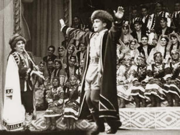 6363636 «БАИК», танец Культура народов Башкортостана