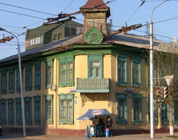 24355 Аксакова (Каретная) улица - Уфа от А до Я Люди, факты, мнения