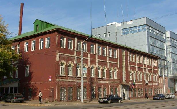 3-2580 Аксакова (Каретная) улица - Уфа от А до Я Люди, факты, мнения