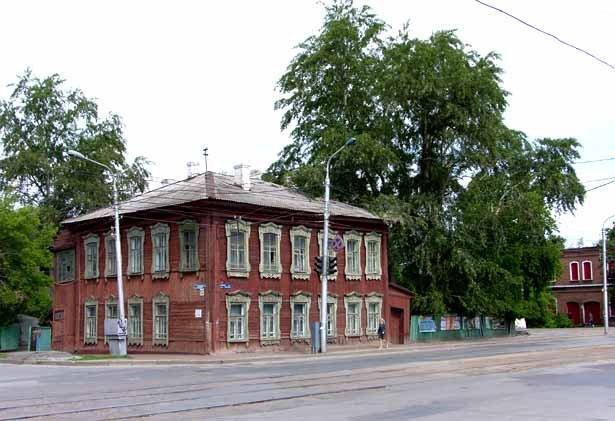 65636363_53 Аксакова (Каретная) улица - Уфа от А до Я Люди, факты, мнения
