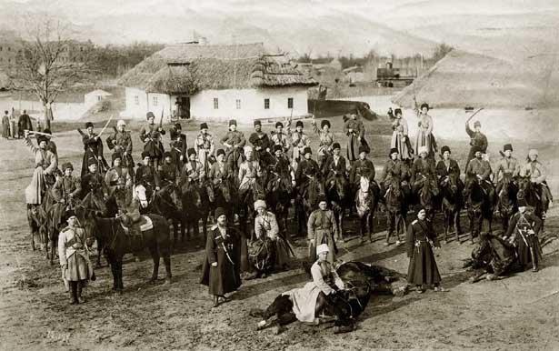 9690650875875 Откуда на Южном Урале казаки взялись? Блог Сергея Синенко Народознание и этнография Посреди РУ