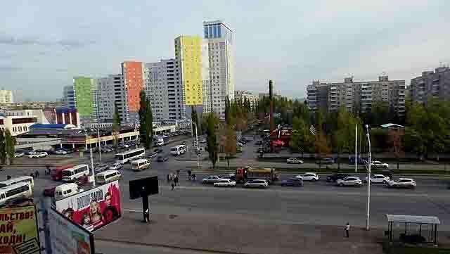 marshala-zhukova-ulica Маршала Жукова улица - Уфа от А до Я Уфа от А до Я