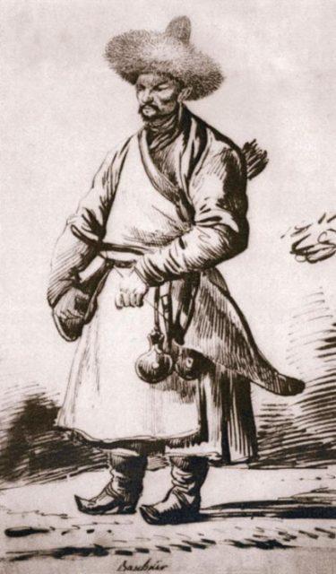 325265363636 Башкирско-мещерякское войско Башкирия Фигуры и лица