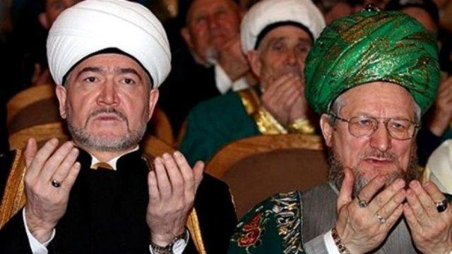 5252525225252566766 Муфтияты начали передел сфер влияния Ислам в России