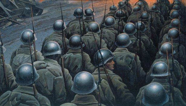 konstantin_vasilyev_1974_31_31414 ПОДБОРКА ПУБЛИКАЦИЙ: ВЕЛИКАЯ ОТЕЧЕСТВЕННАЯ ВОЙНА Защита Отечества
