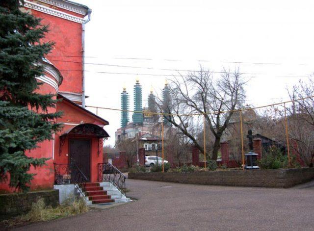 sh106704_2 НАМАЗ ПОД ЗВОН КОЛОКОЛОВ? Башкирия Мечеть Ар-Рахим Православие