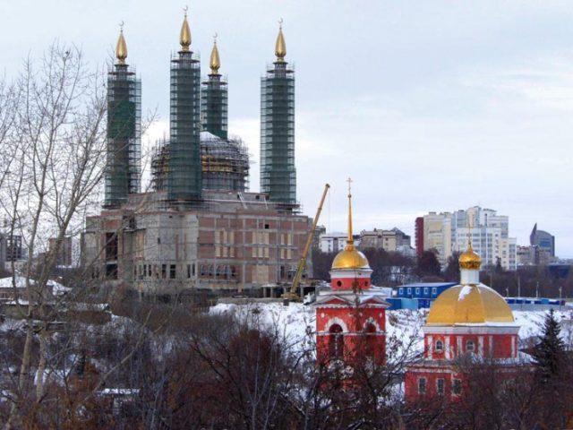 sh106759_2 МЕЧЕТЬ - НЕ «ХРАМ ЗОЛОТОГО ТЕЛЬЦА» Башкирия Ислам в России Мечеть Ар-Рахим Православие