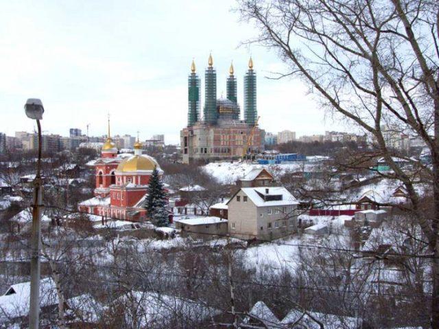 sh106776_2 МЕЧЕТЬ - НЕ «ХРАМ ЗОЛОТОГО ТЕЛЬЦА» Башкирия Ислам в России Мечеть Ар-Рахим Православие