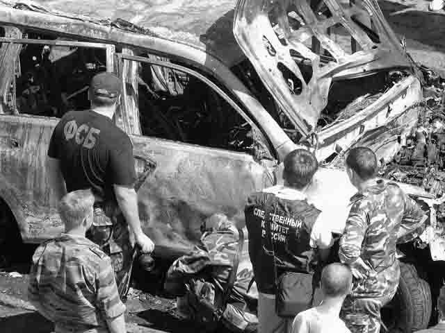 Религиозный терроризм среди мусульманТатарстана
