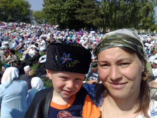 14062008031_12 ТАТАРЫ-МУСУЛЬМАНЕ ПОВОЛЖЬЯ Ислам в России Татарстан