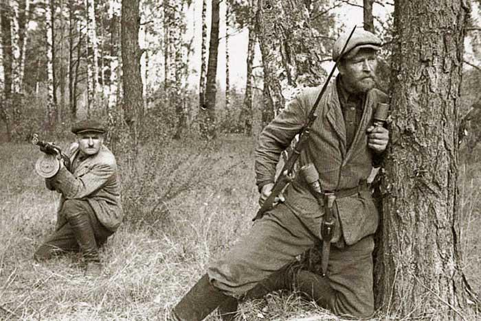 1423525436534636 Тактика партизанской войны Защита Отечества
