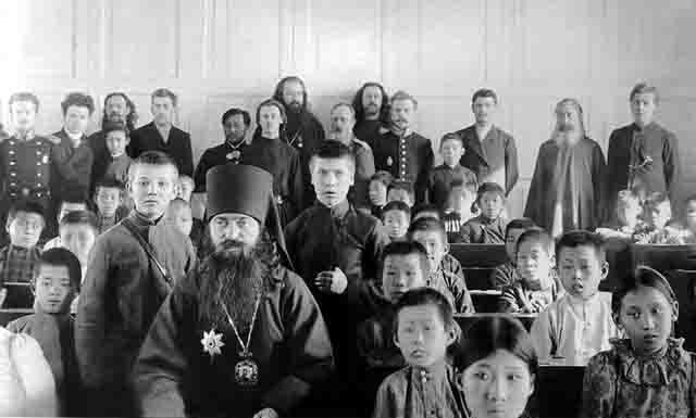 missionery Миссионерство в Уфимской епархии Башкирия Православие