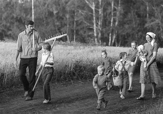 sssr-semja Что было хорошего и плохого в СССР Люди, факты, мнения