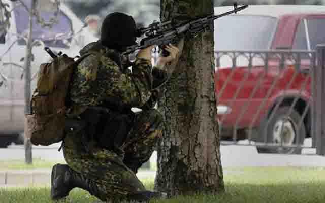11 Боевые действия в населенном пункте Антитеррор Блог Сергея Синенко Защита Отечества