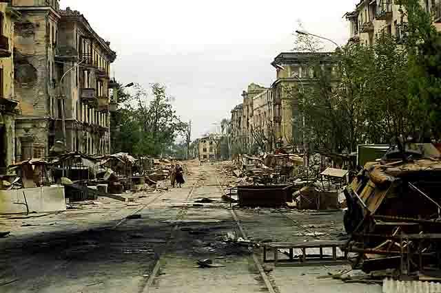 64642-887 Боевые действия в населенном пункте Антитеррор Блог Сергея Синенко Защита Отечества