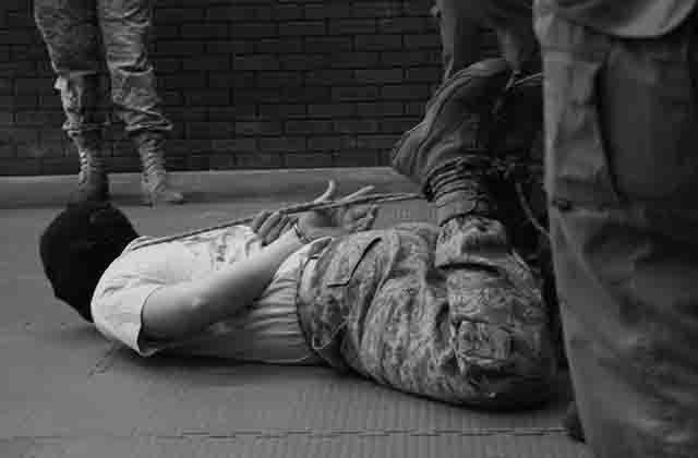 plennyj Антитеррор: работа с пленными Антитеррор Защита Отечества