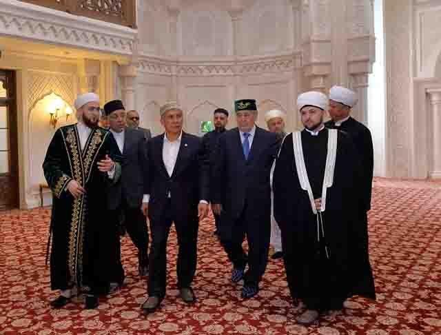 123123 Исламская академия в Булгаре Ислам Татарстан