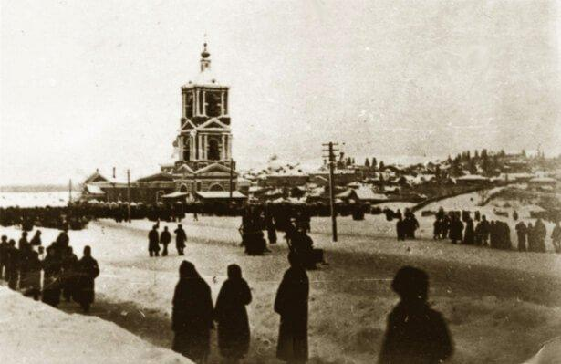 0-31785_1916 Смоленский (Троицкий) собор в Уфе Башкирия Православие