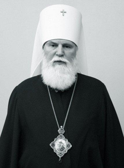 3565346 Митрополит Оренбургский и Саракташский Валентин ушел на покой Оренбургская область Православие