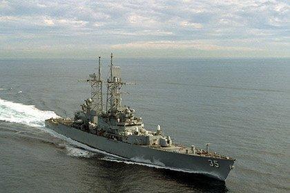 43343754690 Американский эсминец в Черном море Блог писателя Сергея Синенко Защита Отечества