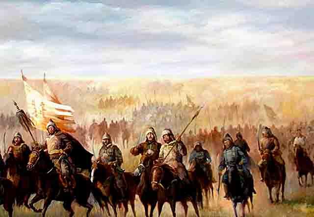 99900-7 Кочевые народы России Блог Сергея Синенко Народознание и этнография