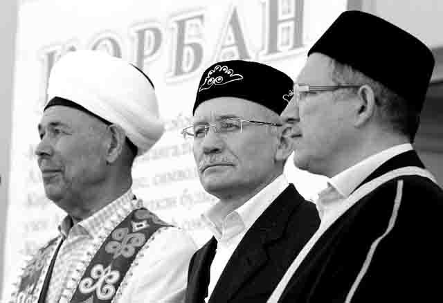 hamitov-nahoditsja-s-islamskimi-liderami-na-odnoj-volne- Хамитов находится с исламскими лидерами «на одной волне» Башкирия Люди, факты, мнения