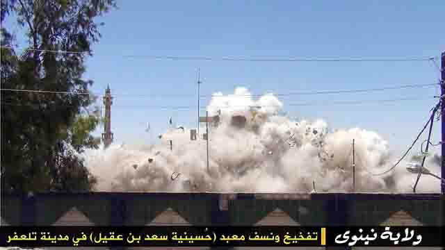 """igil-razrushaet-mecheti-2 ИГИЛ разрушает мечети """"неправильных"""" мусульман Ислам в России Люди, факты, мнения"""