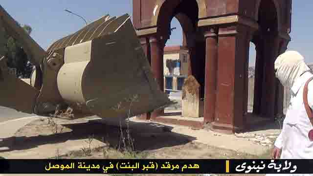 """igil-razrushaet-mecheti-4 ИГИЛ разрушает мечети """"неправильных"""" мусульман Ислам в России Люди, факты, мнения"""