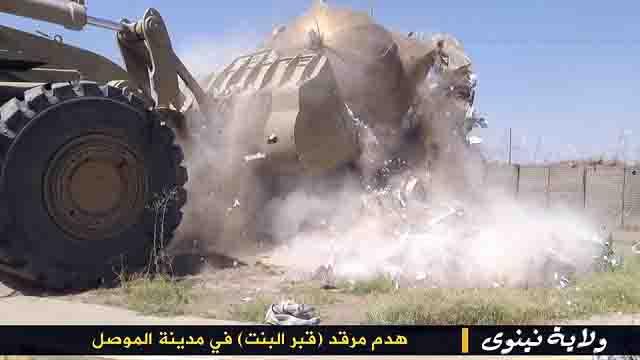 """igil-razrushaet-mecheti-6 ИГИЛ разрушает мечети """"неправильных"""" мусульман Ислам в России Люди, факты, мнения"""