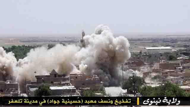 """igil-razrushaet-mecheti-8 ИГИЛ разрушает мечети """"неправильных"""" мусульман Ислам в России Люди, факты, мнения"""