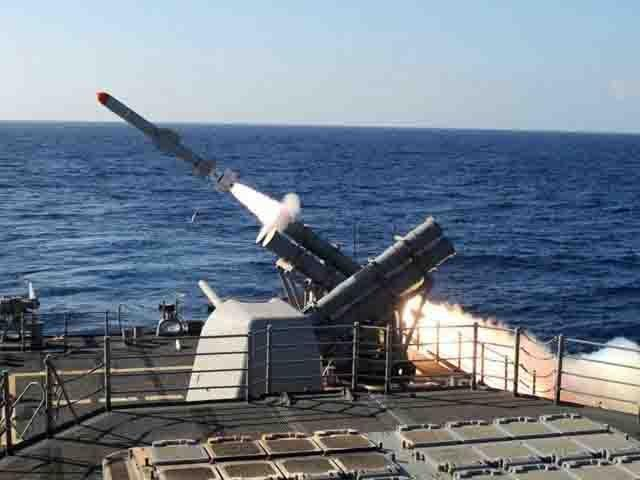 rakety-kalibr-na-korabljah-2 Россия одним залпом заставила нервничать весь флот США Анализ - прогноз Защита Отечества