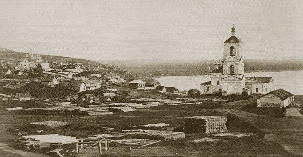 ufa_1867 Смоленский (Троицкий) собор в Уфе Башкирия Православие