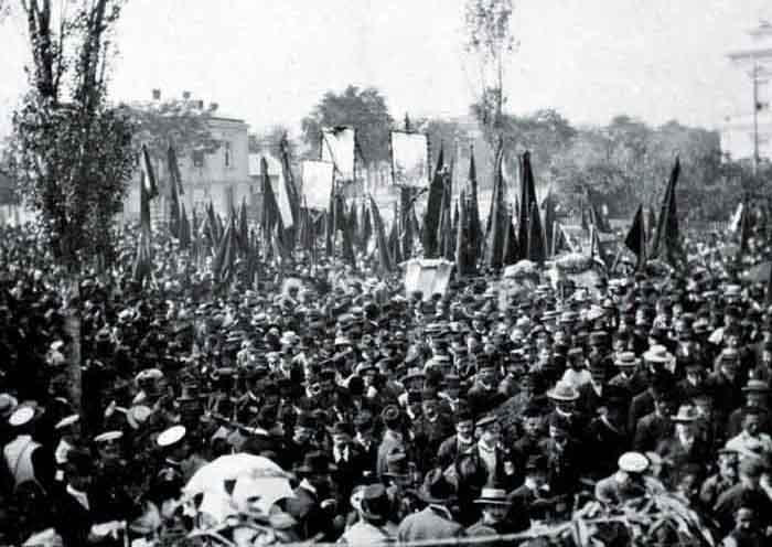 1295359340 Первая мировая война глазами провинциала Защита Отечества