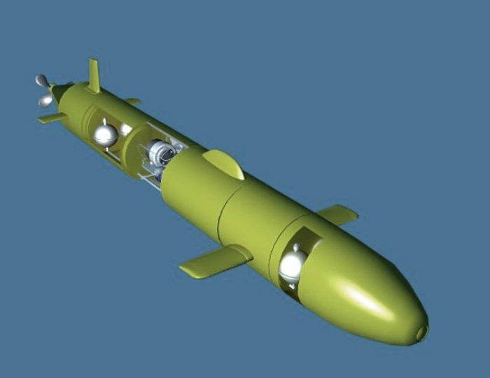 414525363737 Подводные боевые роботы и средства доставки ядерного боеприпаса Защита Отечества