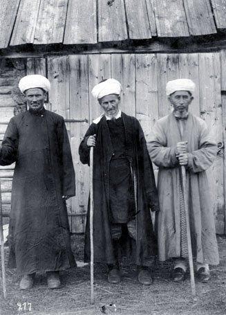 42536747858 Военное мусульманское духовенство Ислам