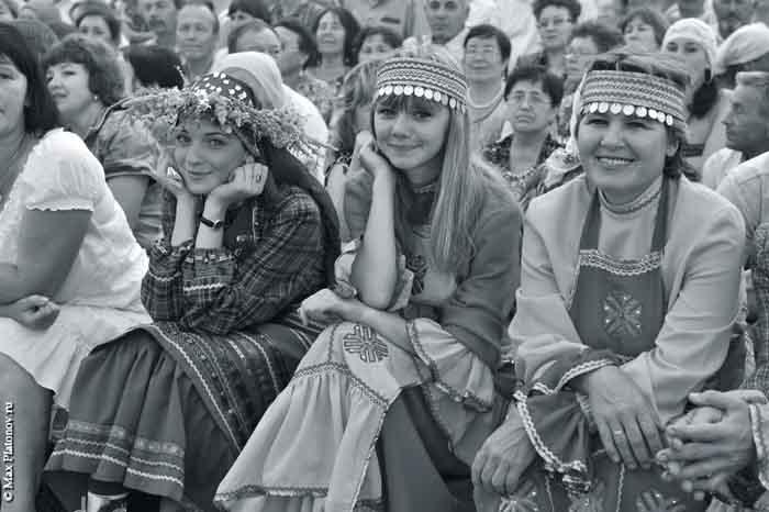 42545 Кряшены России - самобытный тюркоязычный народ Народознание и этнография Татарстан