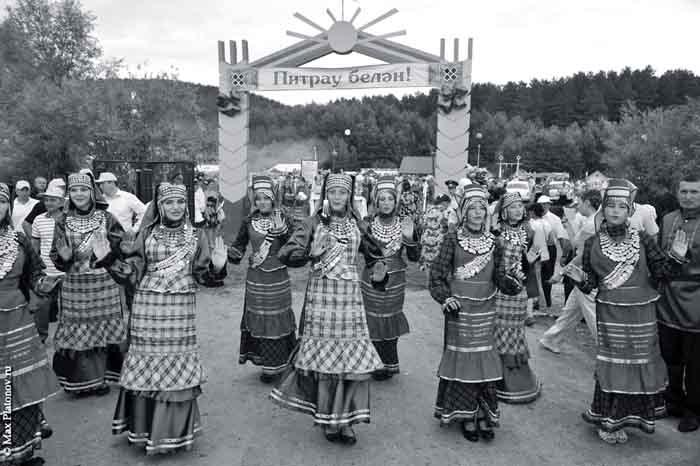 45367 Кряшены России - самобытный тюркоязычный народ Народознание и этнография Татарстан