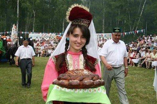 54536376 ТАТАРСКИЙ НАЦИОНАЛЬНЫЙ КОСТЮМ Культура народов Башкортостана Татарстан