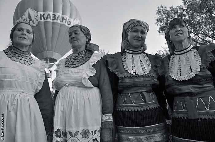 546647 Кряшены России - самобытный тюркоязычный народ Народознание и этнография Татарстан