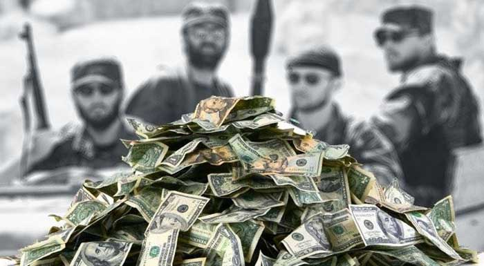 6474748 Кто финансирует террористов в России? Антитеррор