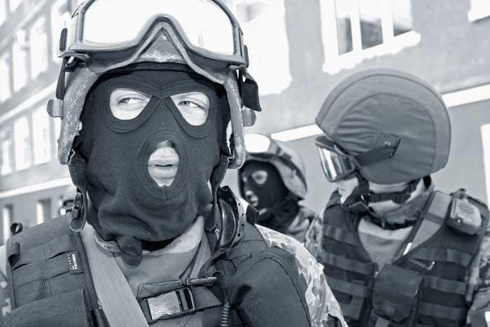 656677 Миссия: ликвидация террористов Антитеррор