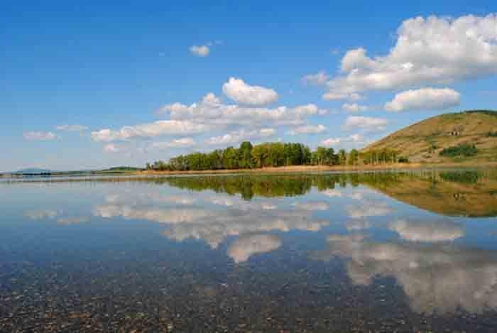 89769568795 Гора Аушкуль и озеро Аушкуль в Челябинской области Посреди РУ Челябинская область