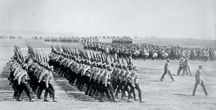 987786 Первая мировая война глазами провинциала Защита Отечества