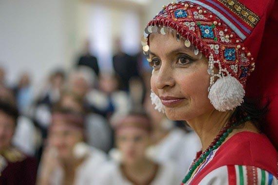 R_222_Mun-11 МОРДВА Культура народов Башкортостана Мордовия Народознание и этнография