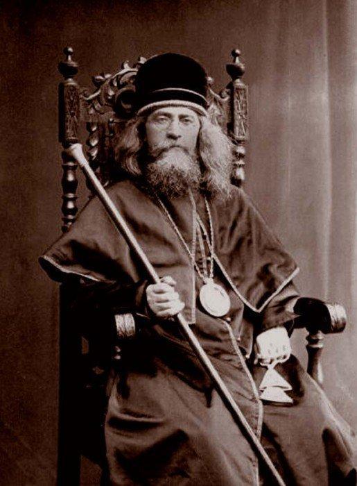 e03-1014 Уфимский епископ Симон Шлеев Блог Сергея Синенко Фигуры и лица