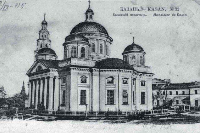 kazan5636474 Проект восстановления собора в Казани не у всех вызвал радость... Люди, факты, мнения Татарстан